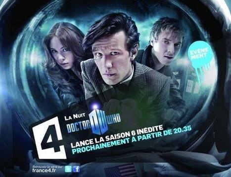 """Evènement : Le programme complet de la """"Nuit Doctor Who"""" sur France 4 !   And Geek for All   Scoop.it"""
