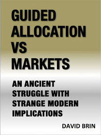 """Allocation vs Markets"" - an ancient struggle with strange modern implications 