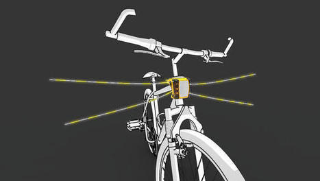 """These Mouse-Inspired """"Whiskers"""" Give Cyclists A Temporary Bike Lane 