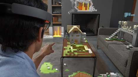 MSFT Hololens: an ambitious punt on wearable technology | Low Power Heads Up Display | Scoop.it