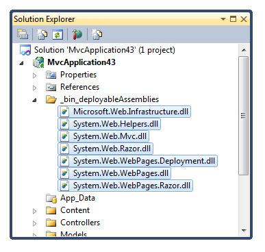 Bin Deploying ASP.NET MVC 3 | ArtOfNet | Scoop.it