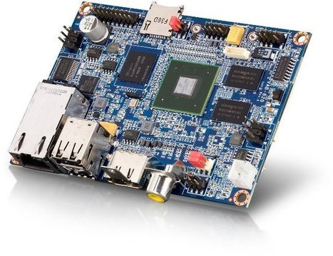 VIA Unveils VAB-820 Pico-ITX Board Powered by Freescale i.MX6 Quad   Embedded Systems News   Scoop.it