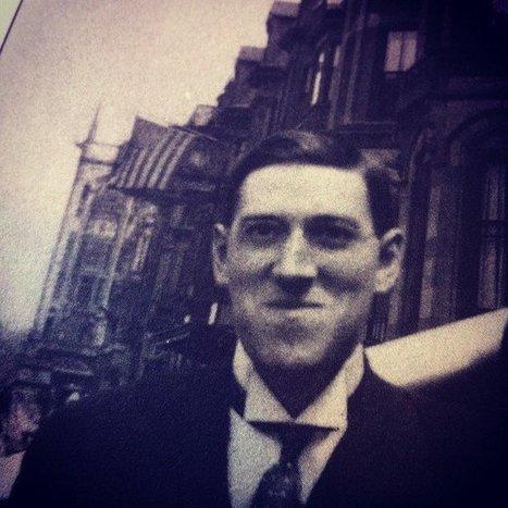 le tiers livre : Lovecraft   notes sur l'écriture de la fiction surnaturelle   Paraliteraturas + Pessoa, Borges e Lovecraft   Scoop.it
