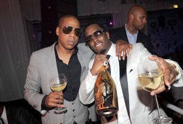 Jay-Z s'offre le plus bling bling des champagnes - Magazine du vin - Mon Vigneron | Actualités du Vin | Scoop.it