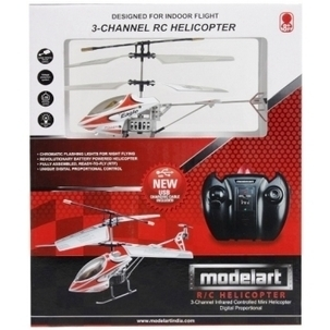 ModelArt-3- Channel RC Helicopter | Technical & Social News | Scoop.it