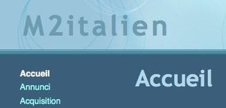 Enseignement d'italien en France (collège/lycée) | TELT | Scoop.it