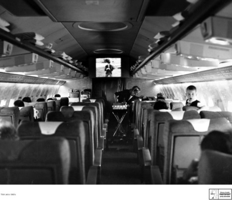 Relive the glamour and glory of flying during the swinging 1960s | TRAVEL KEVELAIR | Scoop.it