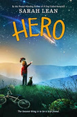 ReadWonder: Class Read Aloud #7: Hero by Sarah Lean | Leaves | Scoop.it