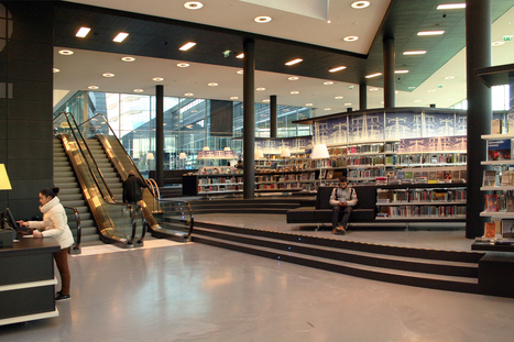 Bibliotheek, ontmoetingsplek in de stad | Kijken hoe dit gaat | Scoop.it