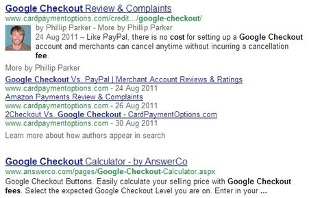 More Google Results From the Same Author   Online Marketing Resources   Scoop.it