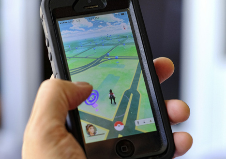 "Players in hunt for Pokemon Go monsters feel real-world pain | Toronto Star | ""Chasing Cyborgs"" -Digital Trends, Tools, Usability & Story-telling Secrets 