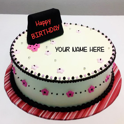 Birthday Cake Generator With Name