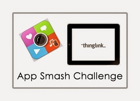 Checkout the ThingLink AppSmash Challenge Channel | 21st Century Research and Information Fluency | Scoop.it