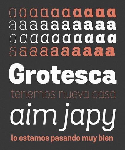 This Week in Fonts   Website Typography   Scoop.it