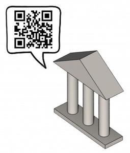 QR Code enmuseos   Códigos QR y realidad aumentada en educación   Scoop.it