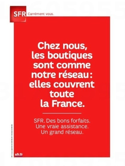Pub SFR se paye Free Mobile | Pubs & News | Scoop.it