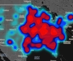 'Geography of Hate' maps racism and homophobia on Twitter | Daily Science Clips | Scoop.it