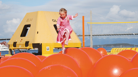 8 Insane Schools, Playgrounds, And Libraries Of The Future | Libraries and social media | Scoop.it