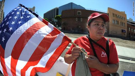 Study: Immigrant Hispanics less stressed, healthier – The Chart - CNN.com Blogs | World Languages | Scoop.it