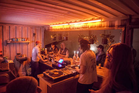 The enduring appeal of secret bars in Toronto | Urban eating | Scoop.it