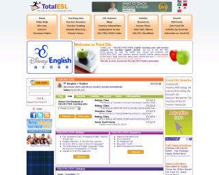 Total ESL.com: ESL/EFL Teaching Materials | Learning technologies for EFL | Scoop.it