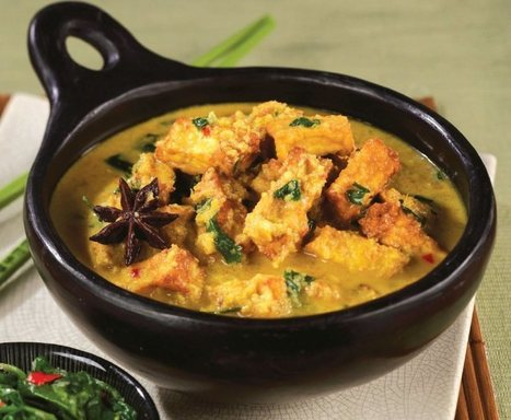 Malaysian Rendang Curry Vegetarian Recipe   Food for Foodies   Scoop.it