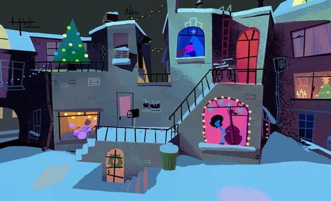 Rear Window at Christmas: behind Google's new interactive animated short | Education, Technology, and Storytelling | Scoop.it