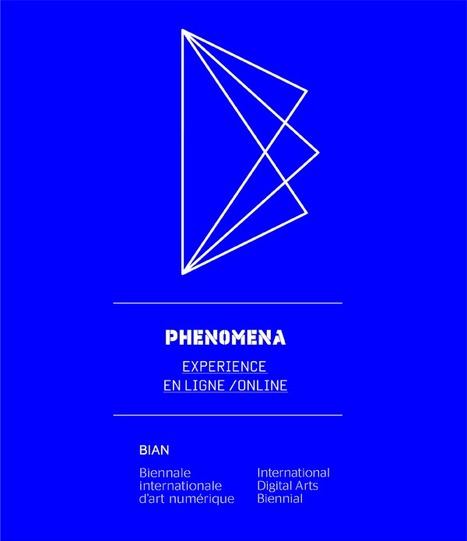 PHENOMENA - an online interactive journey with 9 chapters | Poèmes d'avenir, du présent, du passé. | Scoop.it