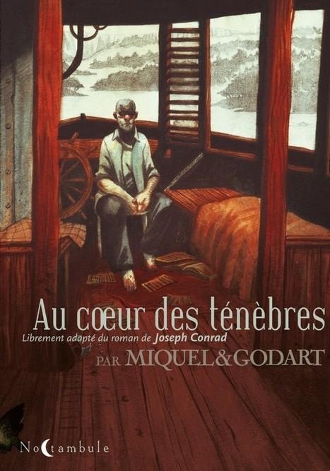 Preview : Au coeur des ténèbres - Récit complet | Livres & lecture | Scoop.it