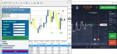 Iq options automated trading