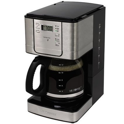 Technivorm moccamaster 59691 kb 741 ao 10 cup 1 mr coffee jwx31 12 cup programmable coffeemaker stainless steel best food processor fandeluxe Image collections