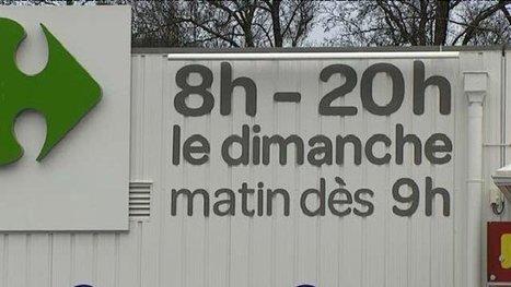 Travail dominical : la Moselle va devoir revoir sa règlementation locale – justice - France 3 Alsace | Les Verseurs d'Eau | Scoop.it