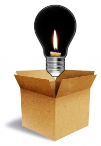 How to Think Outside the Box in Your Marketing Even if You're Not Creative   Smart Media Tips   Scoop.it