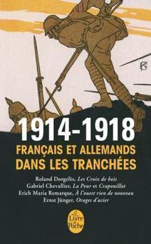 Des romans majeurs sur la Grande Guerre réunis en un volume en Livre de Poche - Le Point.fr | Nos Racines | Scoop.it