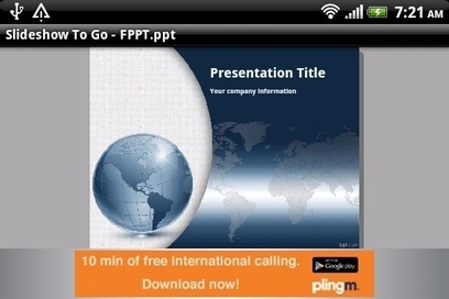 Documents To Go: View And Edit Files From MS Office And Google Drive On Android | PowerPoint Presentation | Business Training Courses | Scoop.it