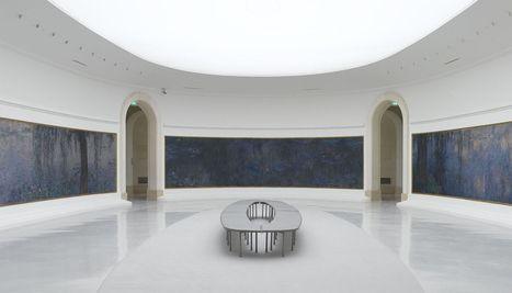 #318 ❘ Les Nymphéas ❘ Claude Monet | # HISTOIRE DES ARTS - UN JOUR, UNE OEUVRE - 2013 | Scoop.it