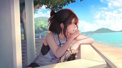 Anime Girl In Hd 4k 8k Wallpapers Scoop It