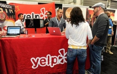 Yelp se lance dans la restauration en ligne | Food News | Scoop.it