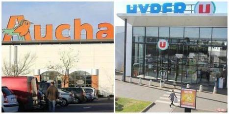 Grande distribution. Les Hyper U invités à devenir Auchan d'ici 5 ans | logistique e-commerce | Scoop.it