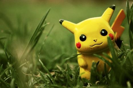Pokemon Go en de toekomst AR | Extend Limits | ICT in de lerarenopleiding | Scoop.it