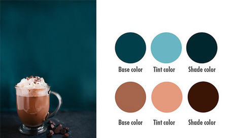 Create Color Swatches For Your Designs From a Photograph   xposing world of Photography & Design   Scoop.it