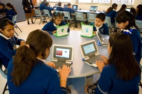 Así cambian las tecnológicas las aulas de clases | Educación y Cultura AZ | Formación, tecnología y sociedad | Scoop.it