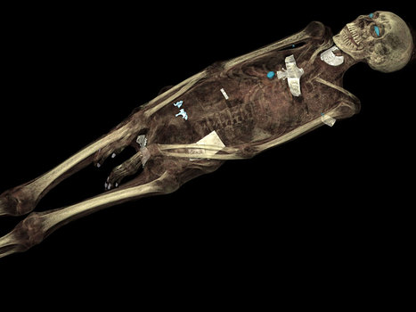 Egyptian mummies: Science or sacrilege? | Egyptology and Archaeology | Scoop.it
