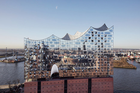 Herzog & de Meuron Elbphilharmonie Hamburg Finally Celebrates Grand Opening | The Architecture of the City | Scoop.it