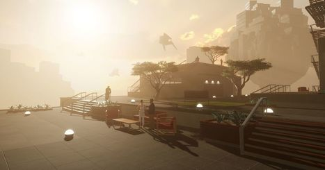 Second Life's creator is building a 'WordPress for social VR' | Virtual Worlds, Virtual Reality & Role Play | Scoop.it