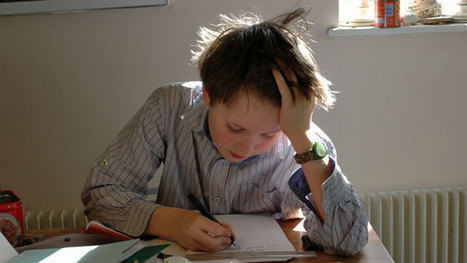 How Can We Make Homework Worthwhile? | Teaching Now | Scoop.it