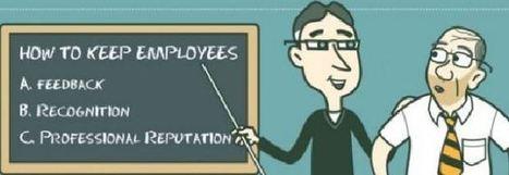 Comment être un bon patron aux yeux de ses salariés ? | Engagement et motivation au travail | Scoop.it