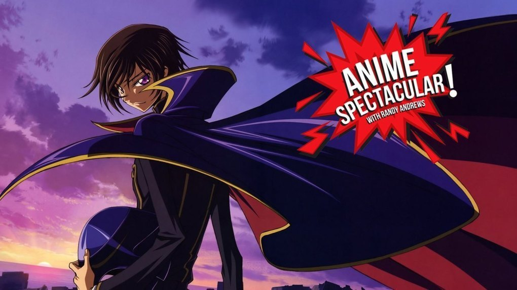 Anime Spectacular with Randy Andrews: Episode F