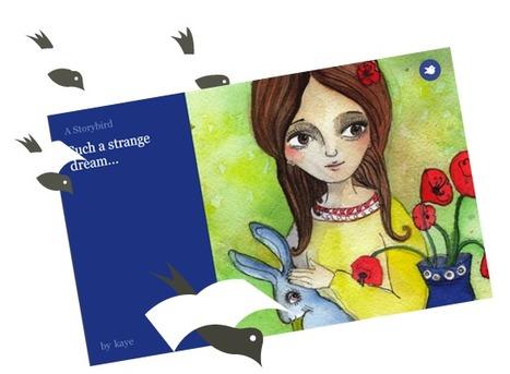 Storybird - Collaborative storytelling | School Challenges | Scoop.it