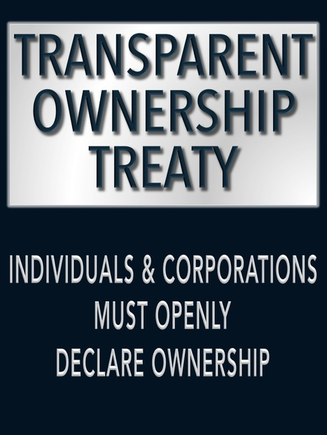 Transparent Ownership Treaty | The Economy: Past, Present and Future | Scoop.it